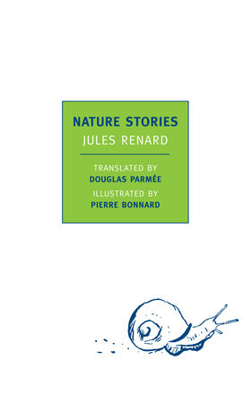 Nature Stories by Jules Renard