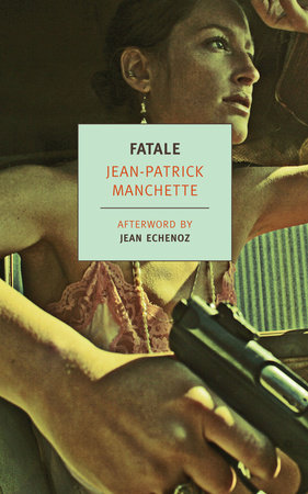 The cover of the book Fatale