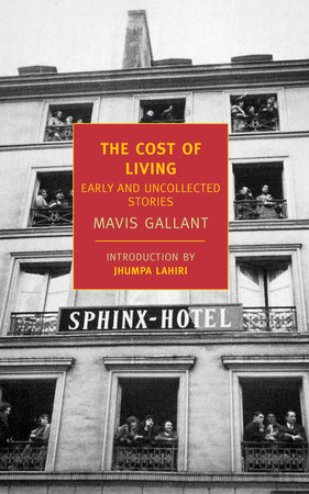 The Cost of Living by Mavis Gallant