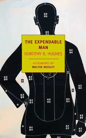 The cover of the book The Expendable Man