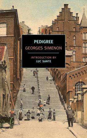 Pedigree by Georges Simenon