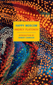 Happy Moscow