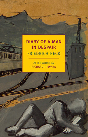 The cover of the book Diary of a Man in Despair