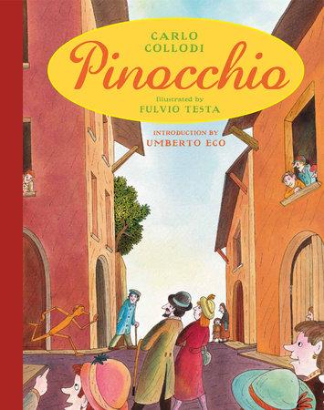 Pinocchio (illustrated) by Carlo Collodi