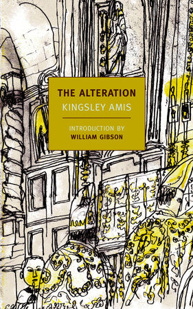 The Alteration by Kingsley Amis