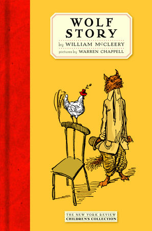 Wolf Story by William McCleery