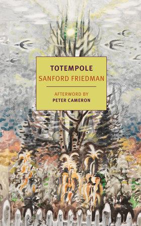 Totempole by Sanford Friedman