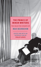 The Prince of Minor Writers