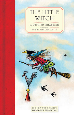 The Little Witch by Otfried Preussler