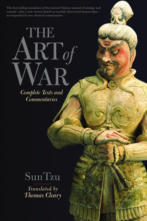 The Art of War by Thomas Cleary