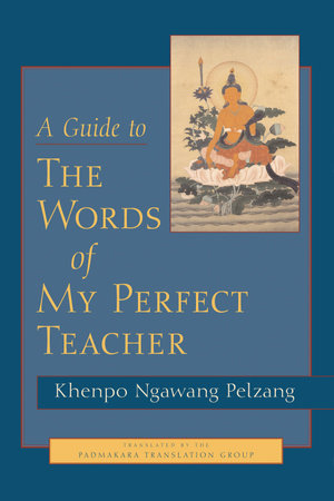 A Guide to the Words of My Perfect Teacher by Khenpo Ngawang Pelzang