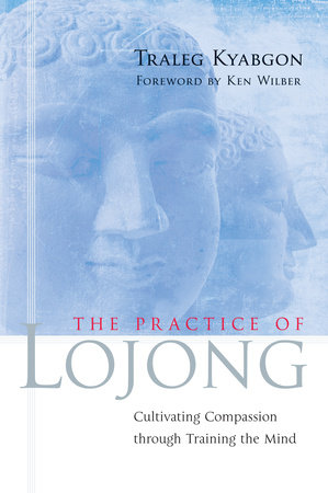 The Practice of Lojong by Traleg Kyabgon