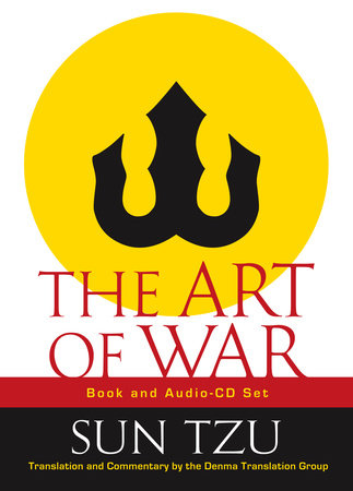 The Art of War (Book and Audio-CD Set) by Sun Tzu