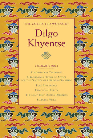 The Collected Works of Dilgo Khyentse, Volume Three by Dilgo Khyentse