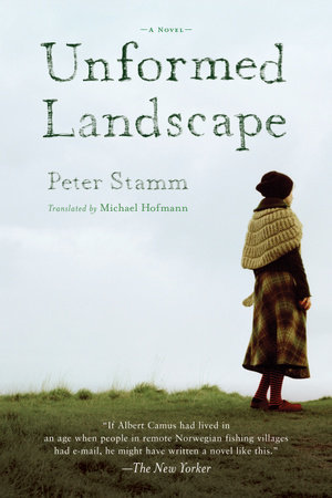 Unformed Landscape by Peter Stamm