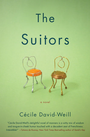 The Suitors by Cecile David-Weill