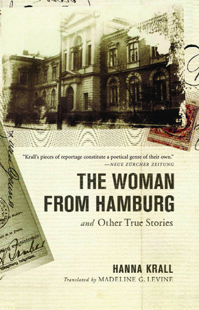 The Woman from Hamburg by Hanna Krall
