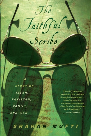The cover of the book The Faithful Scribe