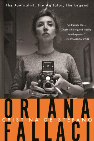 Oriana Fallaci by Cristina De Stefano