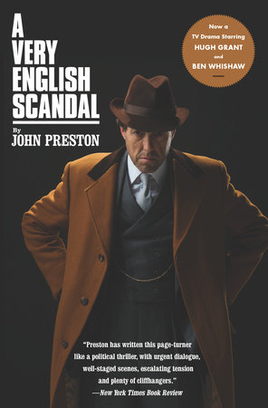 A Very English Scandal by John Preston