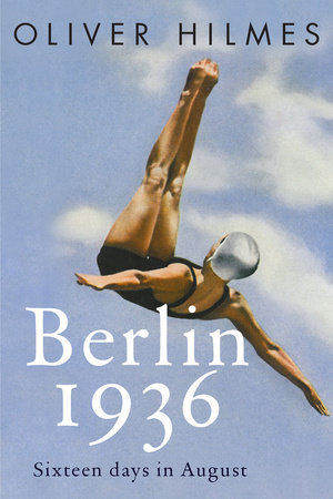 The cover of the book Berlin 1936