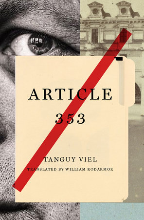 Article 353 by Tanguy Viel