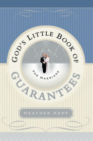 God's Little Book of Guarantees for Marriage