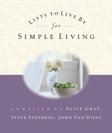 Lists to Live By for Simple Living by
