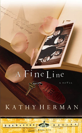 A Fine Line by Kathy Herman