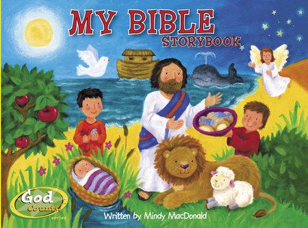 My Bible Storybook by Mindy Macdonald