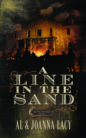 A Line in the Sand by Al Lacy and Joanna Lacy