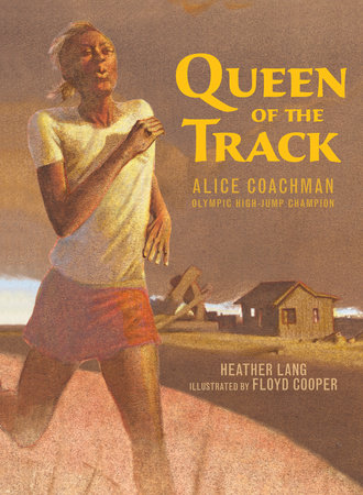 Queen of the Track by Heather Lang