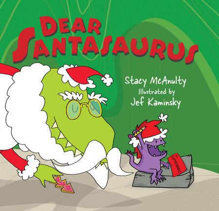Dear Santasaurus