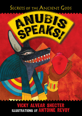 Anubis Speaks!