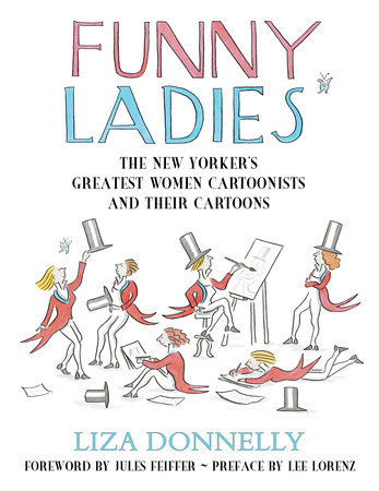 Funny Ladies by Liza Donnelly