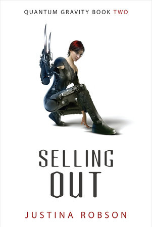 Selling Out by Justina Robson