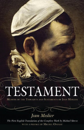 Testament by Jean Meslier