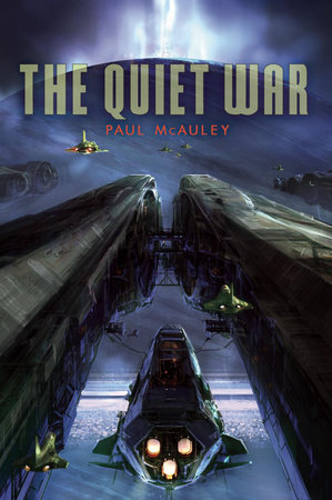 The Quiet War by Paul Mcauley