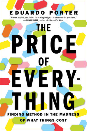 The cover of the book The Price of Everything