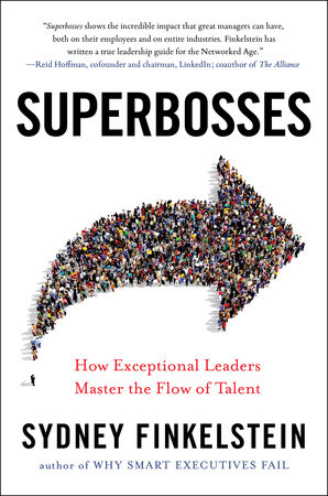 Superbosses by Sydney Finkelstein