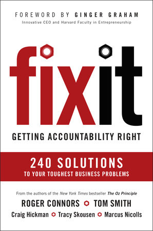 Fix It by Roger Connors and Tom Smith