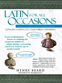 Latin for All Occasions