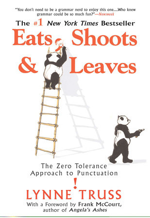 Eats, Shoots & Leaves Book Cover Picture