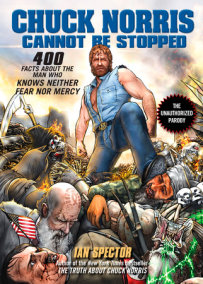 Chuck Norris Cannot Be Stopped