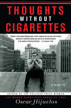 Thoughts without Cigarettes Book Cover Picture