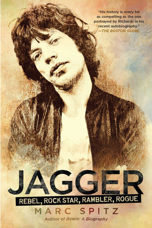Jagger Book Cover Picture