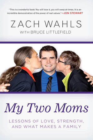 My Two Moms Book Cover Picture