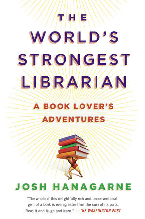 The World's Strongest Librarian Book Cover Picture