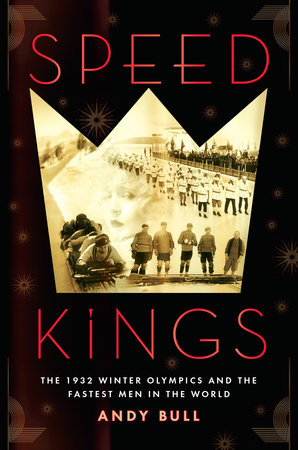 Speed Kings Book Cover Picture