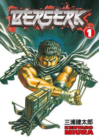 Berserk Volume 1 by Kenturo Miura